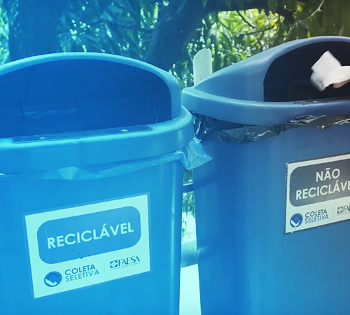 Conhecimento FAESA sobre resíduos sólidos é destaque em artigo